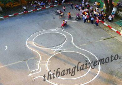 Thi bằng lái xe máy uy tín số 1 tại Hà Nội